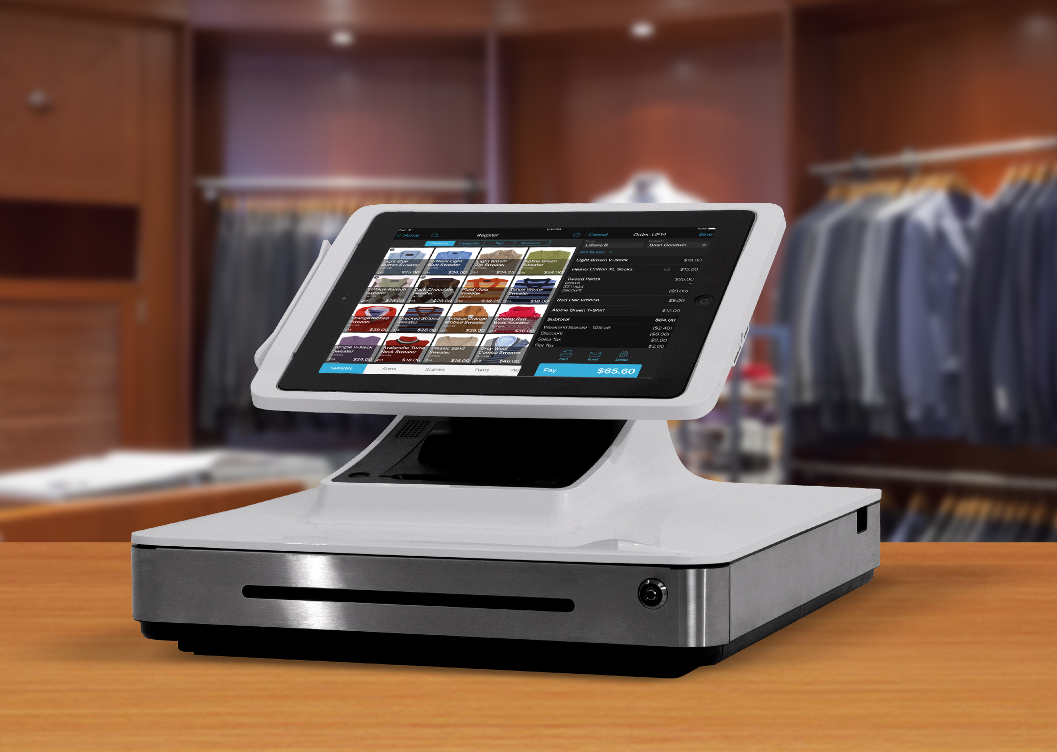 small business retail payment software