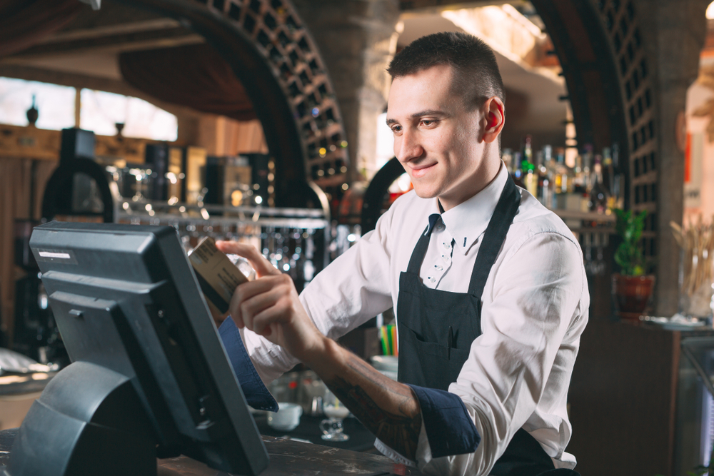 A POS system for a bar needs to be flexible enough to handle your needs.