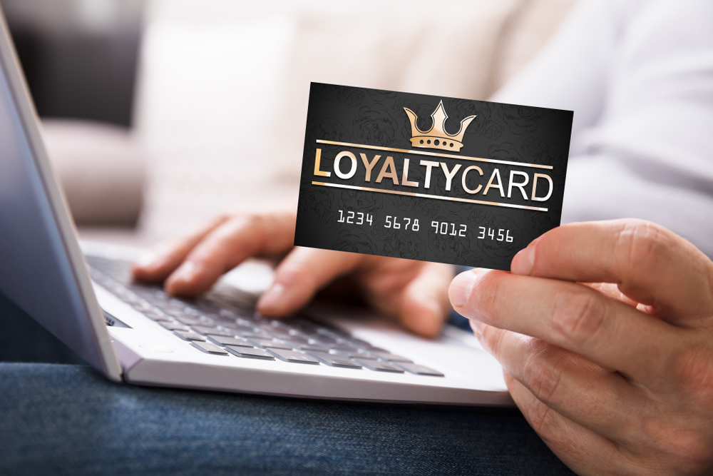 A customer loyalty program for small business can retain customers.