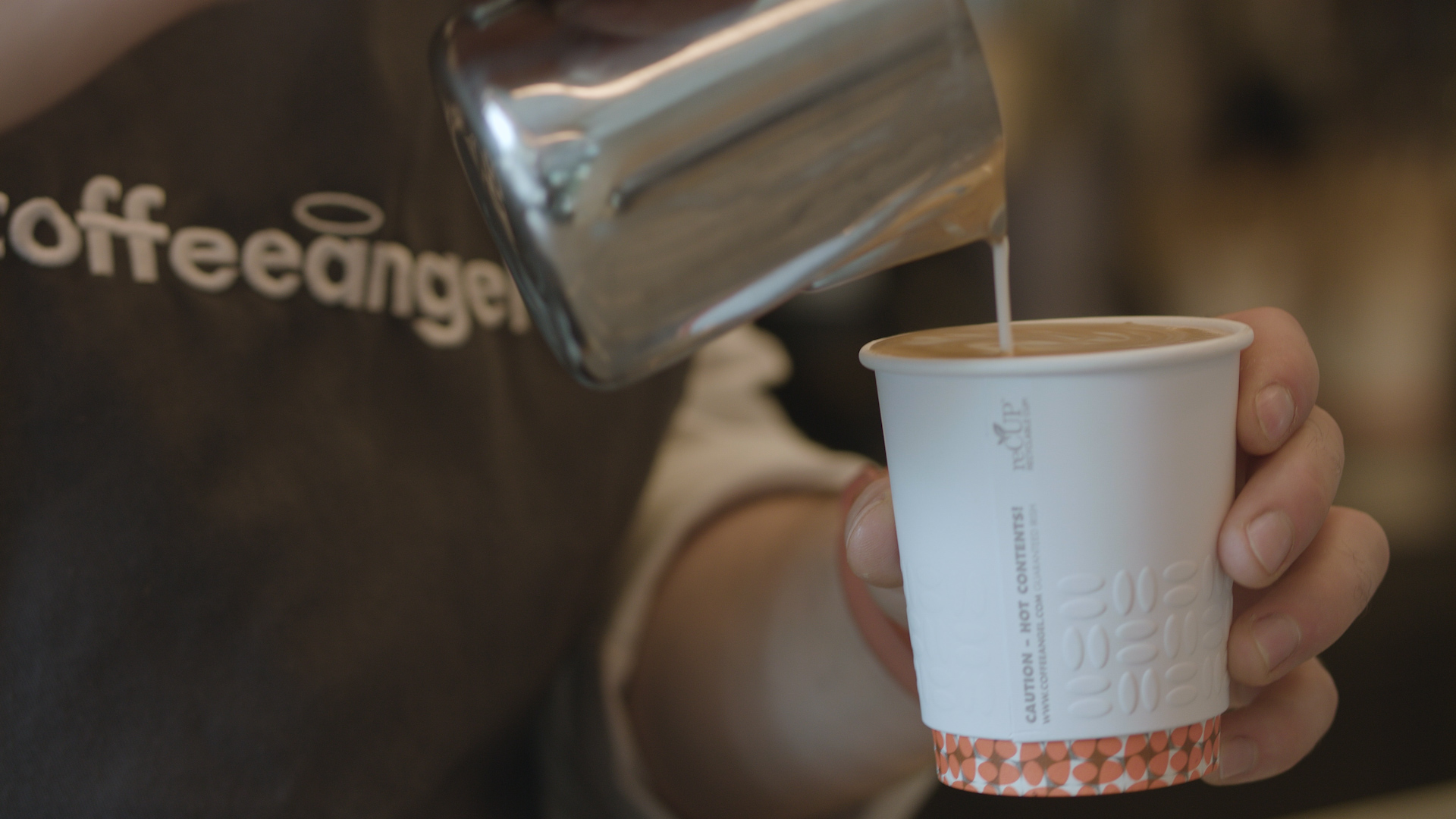 Coffeeangel, Dublin talk about how talech has helped the growth of the business