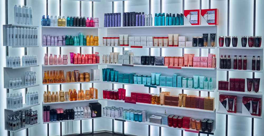 Inventory analysis tools can help you track your salon products.