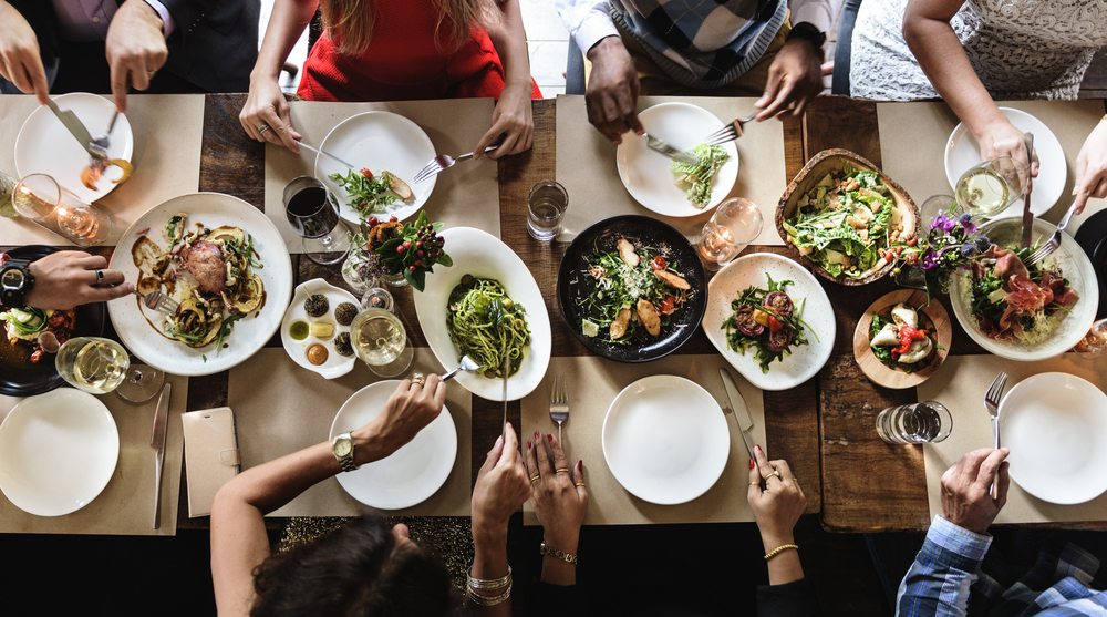 There are intuitive ways to increase restaurant sales.