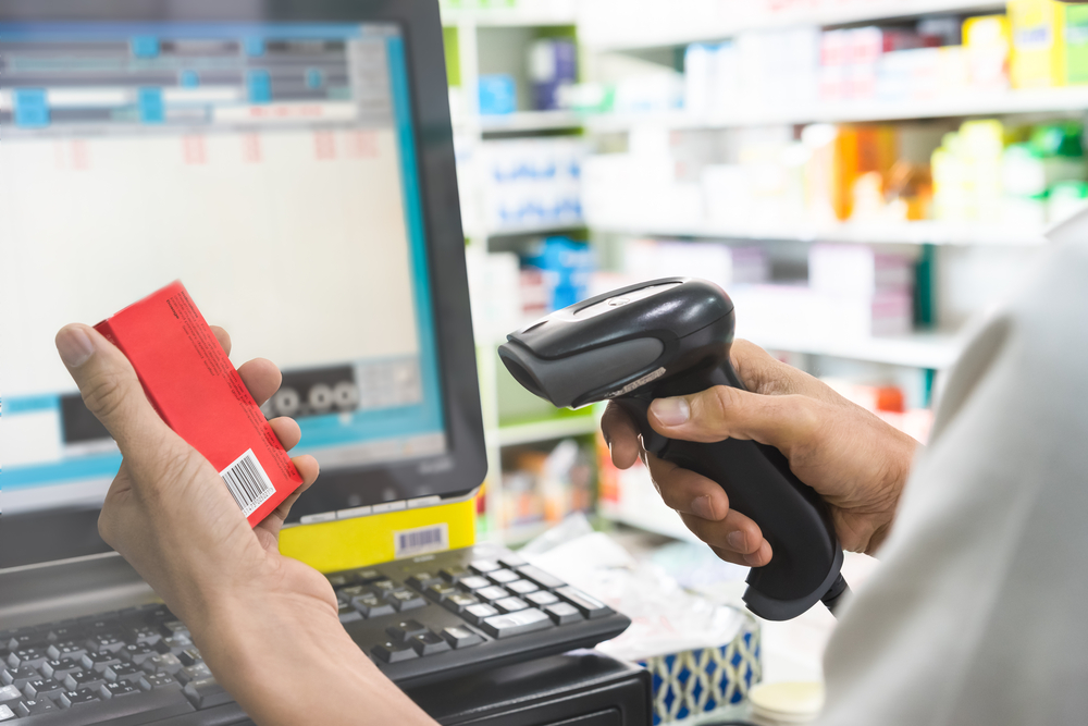 A point of sale barcode scanner can help you work smarter, not harder.