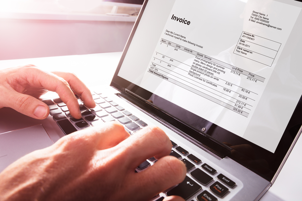 A small business invoicing system can speed up many processes.