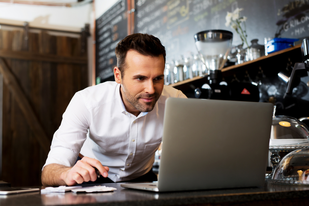 Have a small business technology spending plan in mind.