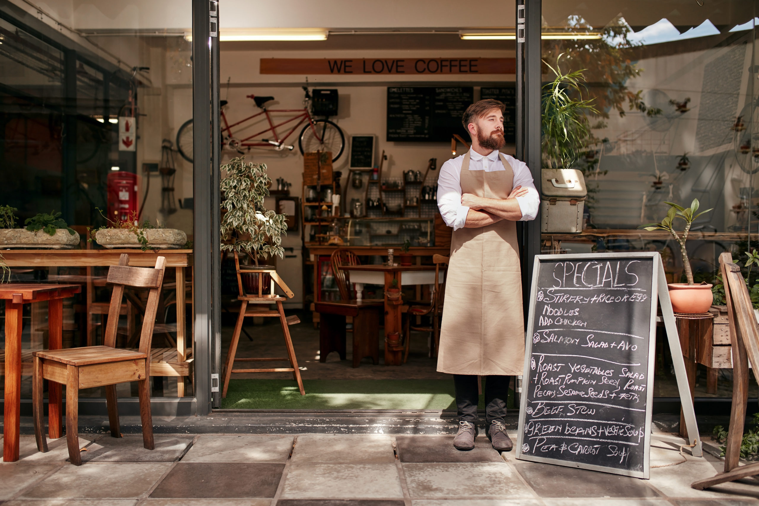 We've found the best small restaurant promotion ideas come from the heart