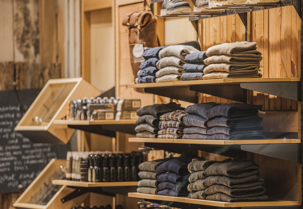 A point of sale for clothing store inventory can streamline your business.
