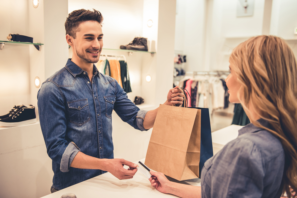 A clothing store point of sale system is a must-have.