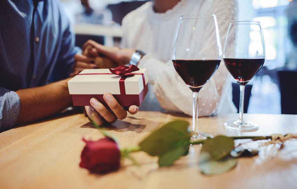 a good POS system can plan for and simplify Valentine's Day retail sales