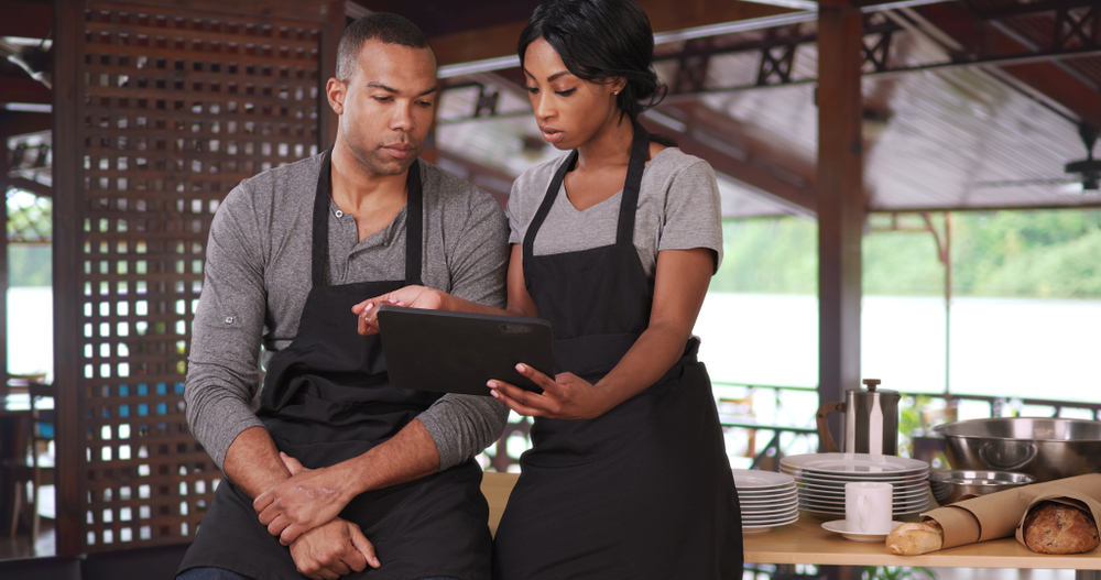 Restaurant staff management software can integrate with your POS to provide a simple restaurant management solution