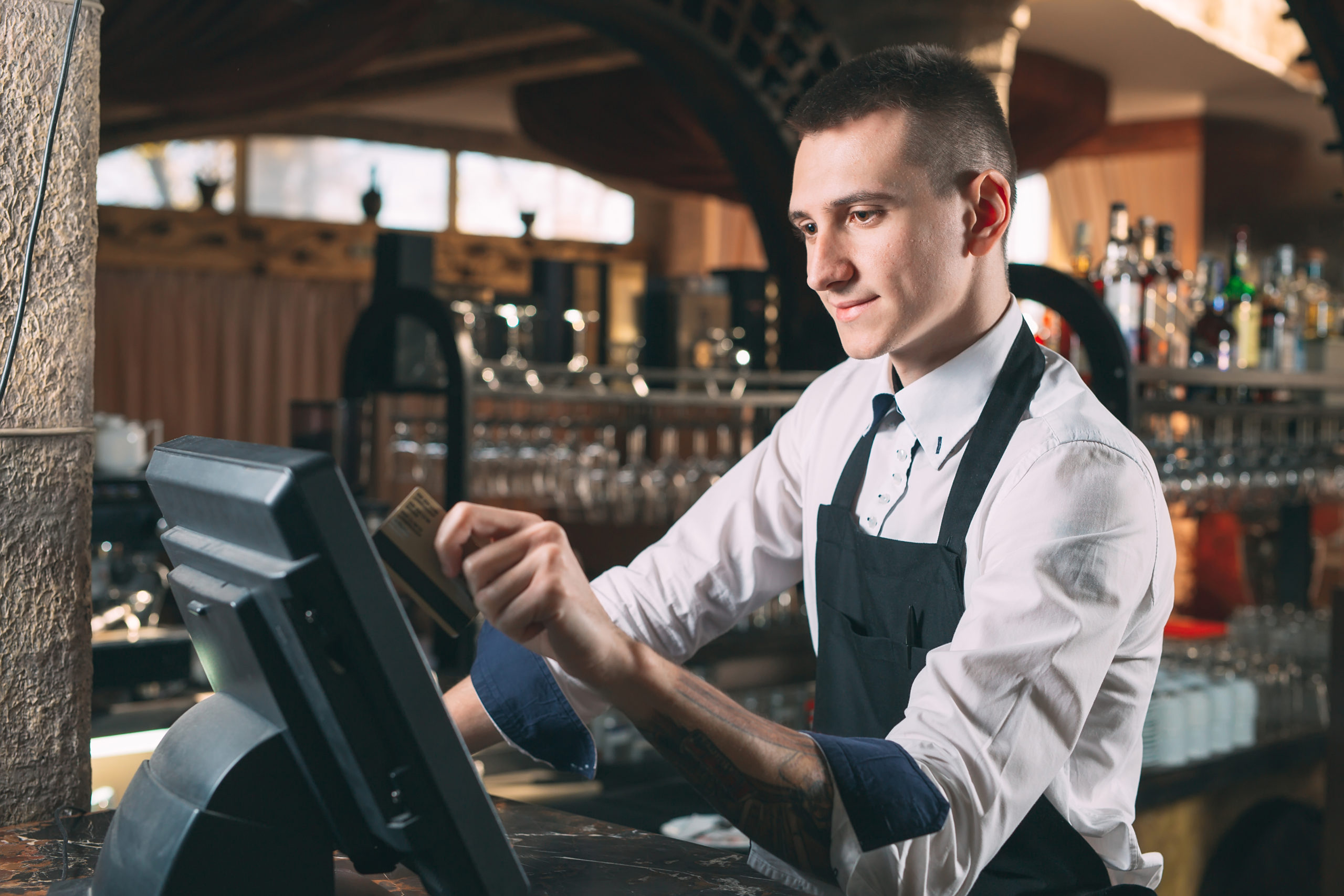 POS systems for pubs improve both customer experience and management capabilities