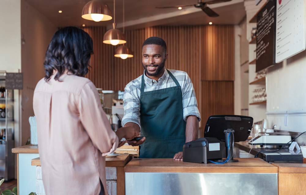 Cafe point of sale systems have many useful features