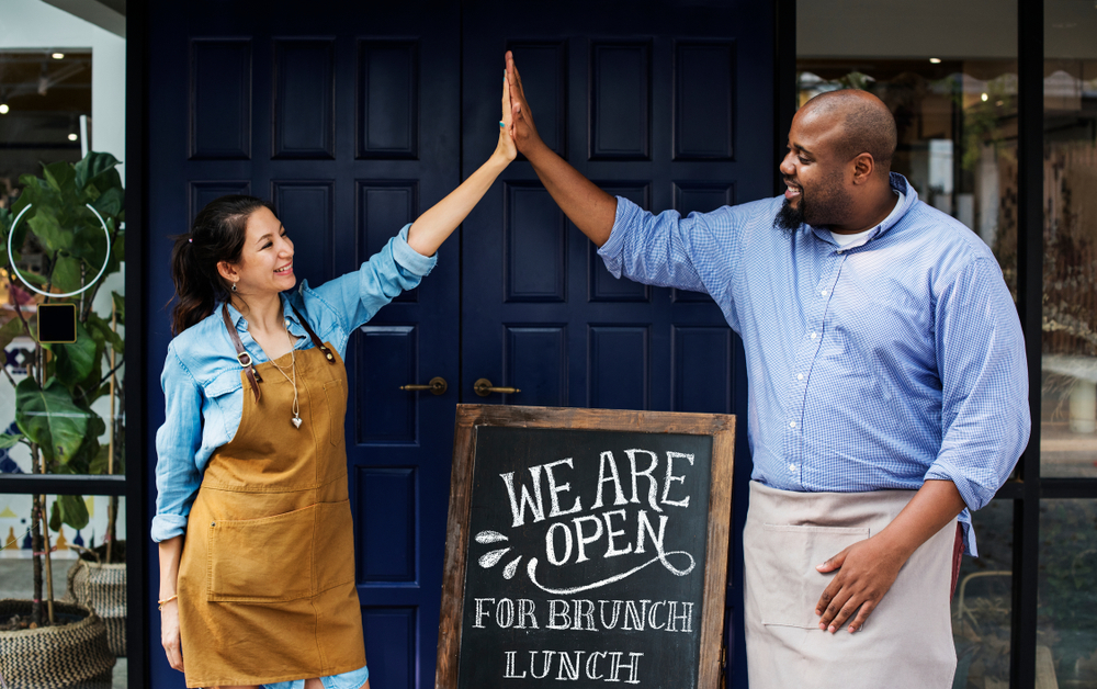 The right POS can help reduce the cost of opening a restaurant