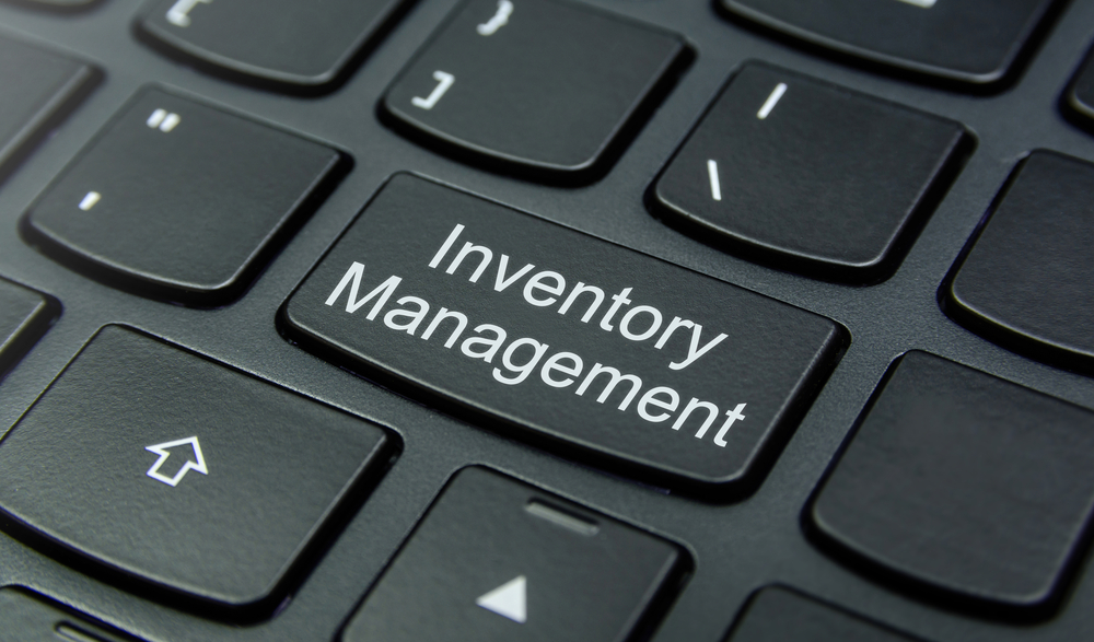 """keyboard button reading """"inventory management"""""""
