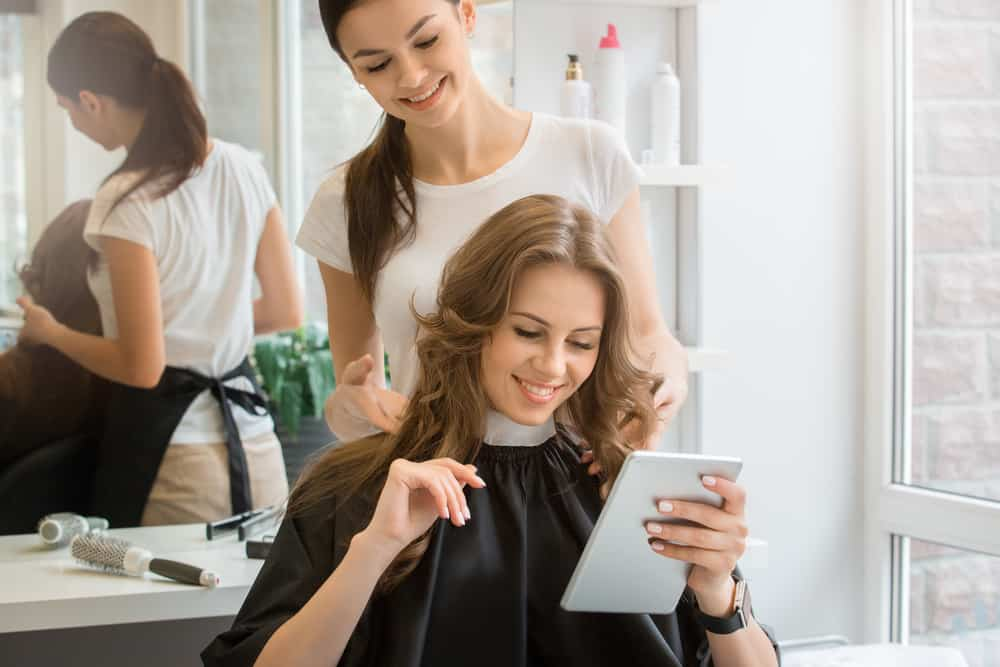 mobile pos system for salons
