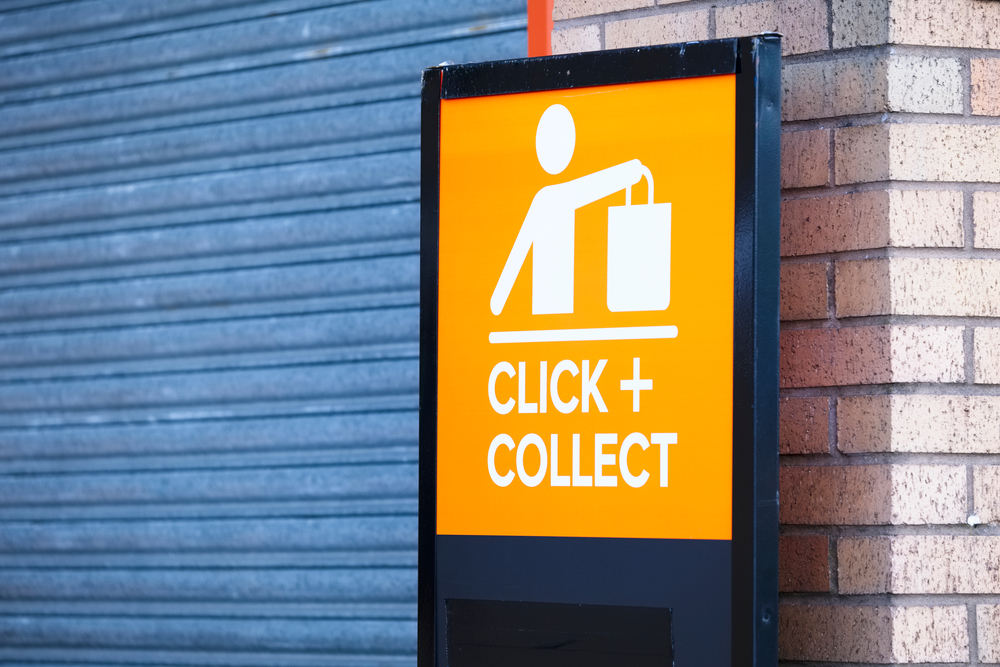 benefits of click and collect