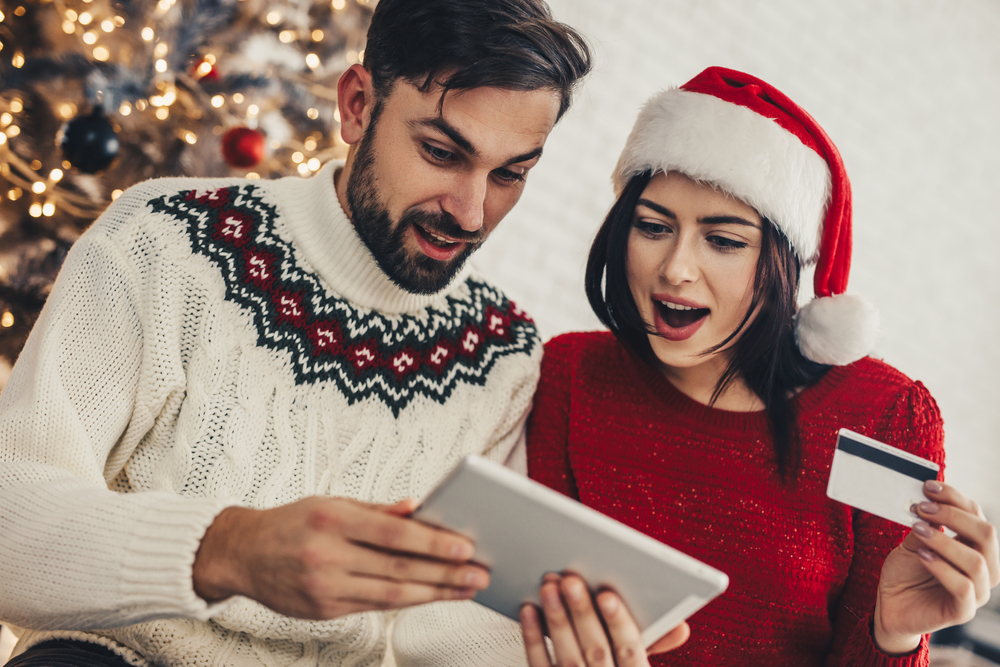 couple places online order during holidays