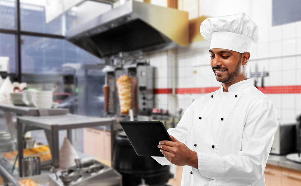 chef consults online ordering platform