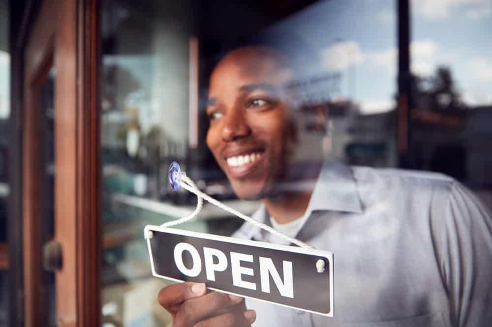what does it take to open a restaurant