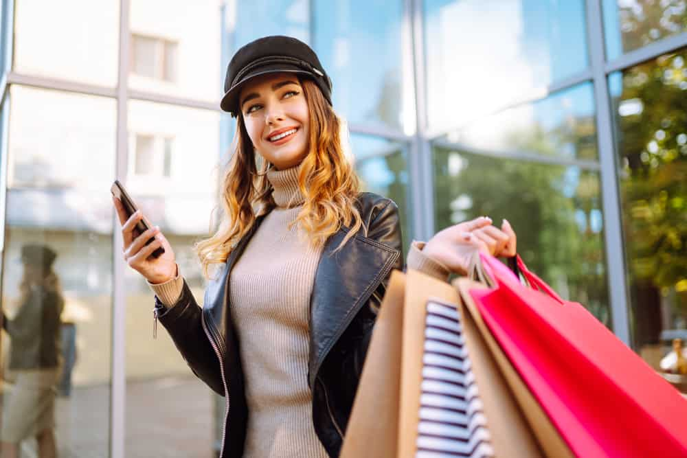 contactless shopping