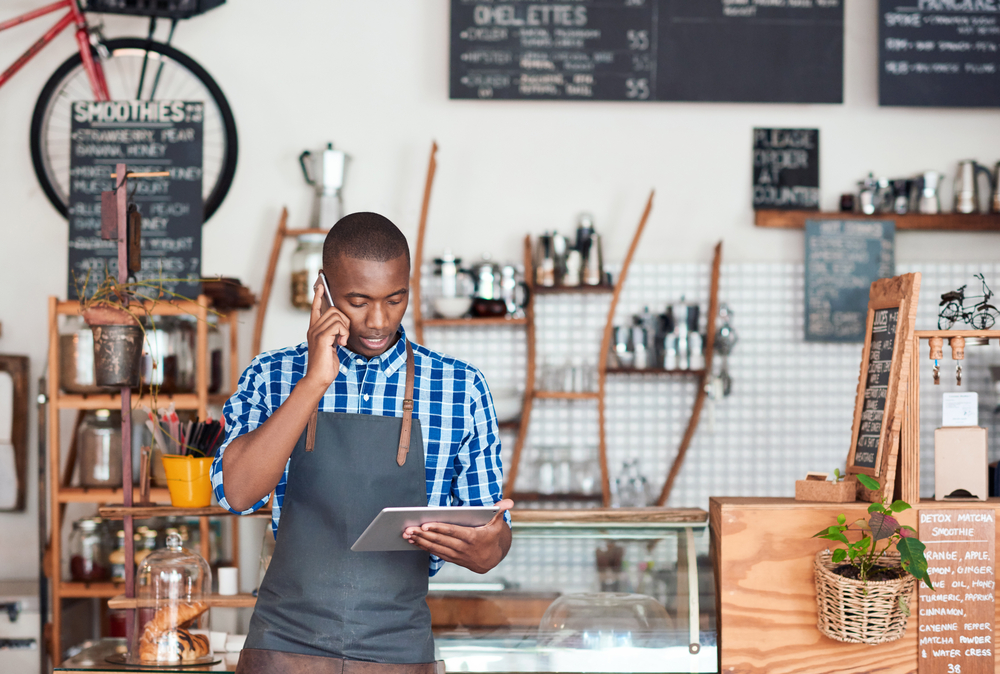 POS software demo for small business