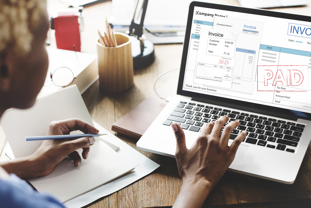 Point of sale invoice software makes it easier to handle finances.