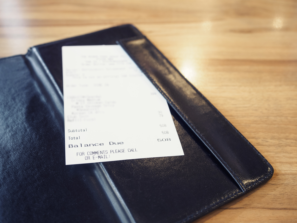 It's important to have a good restaurant tip sharing policy in place.